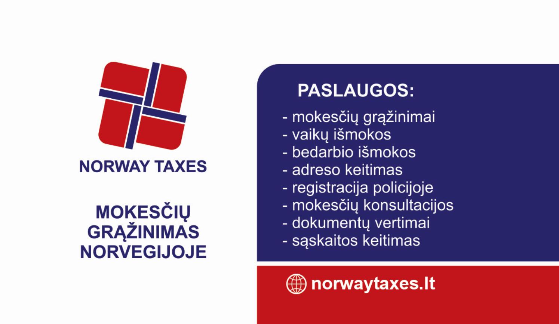 Norwegian Tax Free Kuvasto